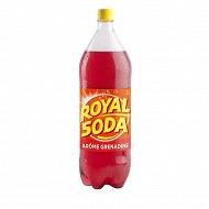 Royal soda grenadine 2L
