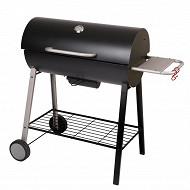 Barbecue charbon de bois michigan 1045X565X955 mm grill 67 X 32.5 cm