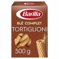 Barilla pâte intégrale tortiglioni au blé complet 500g