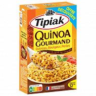 Tipiak quinoa gourmand délice  offre spéciale 400g