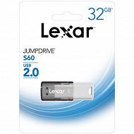 Lexar clé USB 32 gb s60 jump drive usb 2.0
