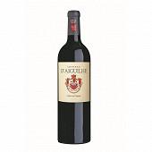 Castillon Côtes de Bordeaux Château d'Aiguilhe 14.5% Vol.75cl