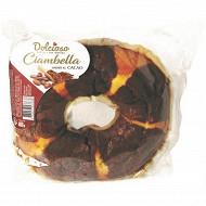 Dolcioso ciambella marbrée au cacao 400g