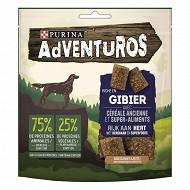 Adventuros paleo gibier & céréales ancienne 90g
