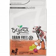 Beyond grain free chien boeuf 2.5kg