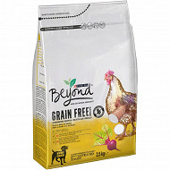 Beyond grain free chien poulet 2.5kg