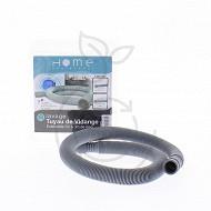 Home Equipement tuyau de vidange étirable 1-3m pour lave linge A90144