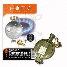 Home Equipement détendeur gaz butane + tétine A95111