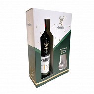 Glenfiddich 12 ans + 2 verres 40%vol 70cl