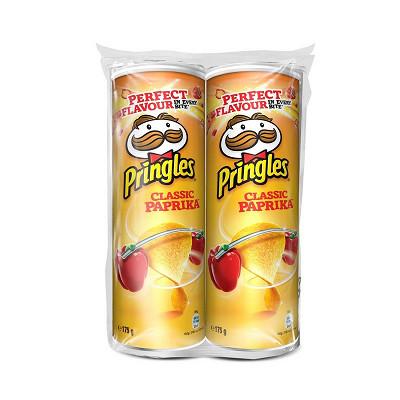 Pringles Pringles sweet paprika 2x175g