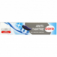 Cora dentifrice anti-tartre tube 75ml