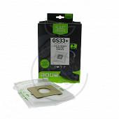 Home Equipement sac synthétique pour aspirateur X4 HEGS33+
