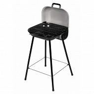 Somagic barbecue cuve acier pic nic grill