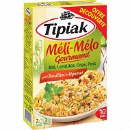Tipiak céréales méli mélo 330g