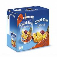 Capri-Sun tropical poche 4x20 cl