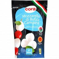 Cora mozzarella di bufala campana aop billes 120g