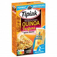 Tipiak quinoa parfumé 4x60g