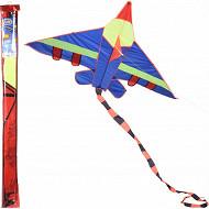 Cerf-volant forme avion 150 x 96 cm