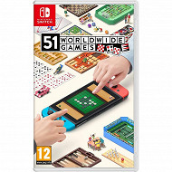 Jeu switch 51 worldwide games