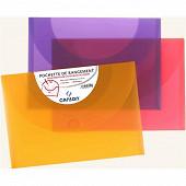 Canson pochettes rangement  27X35CM 500  200007112