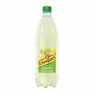 Schweppes lemon pet 1l