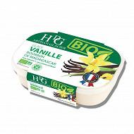 Hdg bac glace vanille bio 750ml - 487.5G