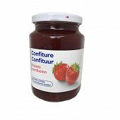 Confiture fraises 45% 450g
