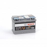 Bosch batterie start&stop S5 AGM 12V 70AH 760A