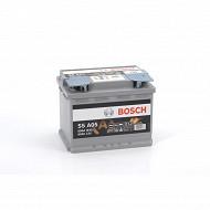 Bosch batterie start&stop S5 AGM 12V 60AH 680A