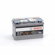 Bosch batterie start&stop S5 AGM 12V 80AH 800A