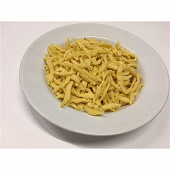 Spaetzle 30% oeufs frais issus de poules élevées au sol 500g fe