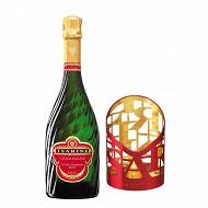 Champagne Tsarine cuvée premium brut photophore 75cl 12%vol