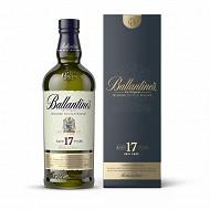 Ballantines 17ans étui 70cl 40%vol