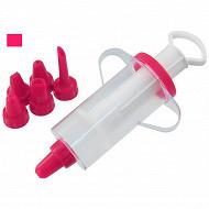 Decorateur plastique 6 embouts