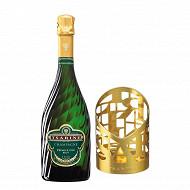 Champagne Tsarine 1er cru photophore 75cl 12%vol
