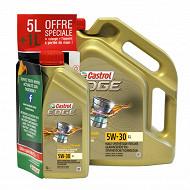 Castrol edge 5w30 5+1l diesel