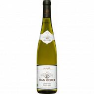 AOC Alsace Pinot Gris Vin Biologique Certifié ECOCERT Jean Geiler 13.5% Vol.75cl