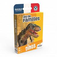 Jeu de famille - dinosaures - éco format