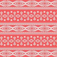 Serviettes x20 decorees gipsy corail 33x33cm 3 plis