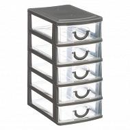 Rangement 5 tiroirs