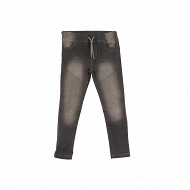 Pantalon slim BLACK 8 ANS