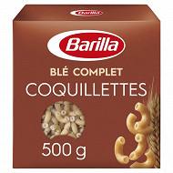 Barilla coquillettes integrali blé complet 500g