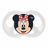 2 sucettes soft touch friends Minnie 18-36 mois Tigex