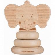 Jouet en bois fsc à empiler edilou l'éléphant safari Bébé Confort
