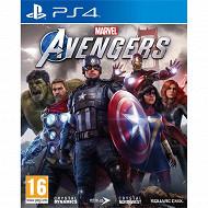 Jeu ps4 marvel's avengers