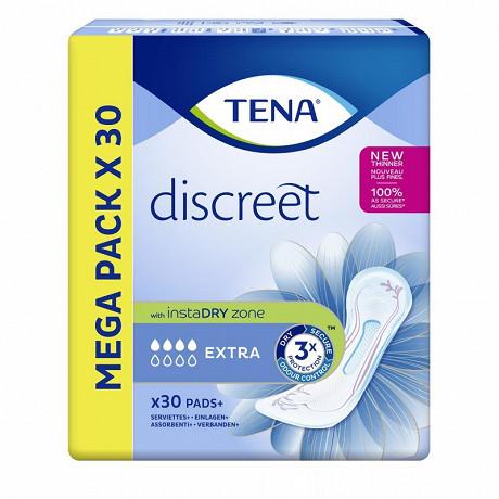 Tena discreet extra serviette x30 megapcak