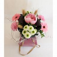 Bouquet bulle bonne angie