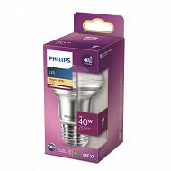 Philips ampoule led classic 40W R63 E27 WW 36D ND RF boîte de 1