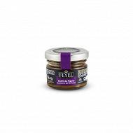 Confit de figues au poivre de sichuan
