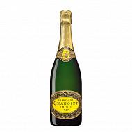 Champagne Chanoine Héritage millésime 75cl 12%vol